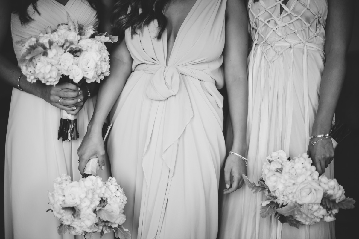 Style // Mismatched-Bridesmaids