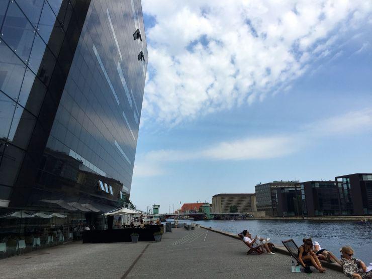 Copenhagen: Frederiksberg, Black Diamond and Others21