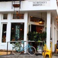 NYC // The Butcher's Daughter, Tartinery, Coffee & Street Art