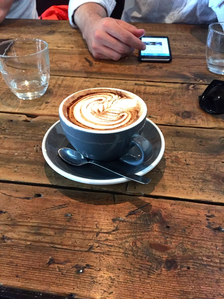 London : Coffee, Kensington & High Tea with the Queen09