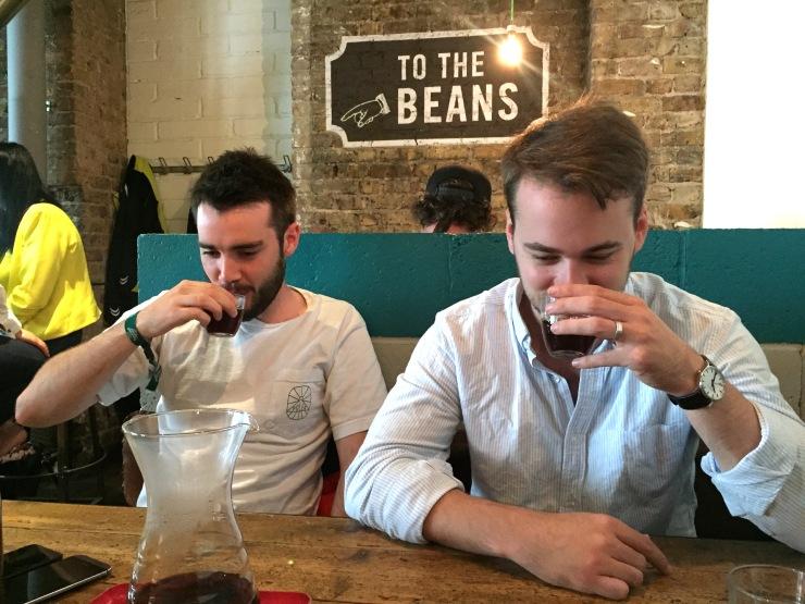 London : Coffee, Kensington & High Tea with the Queen11