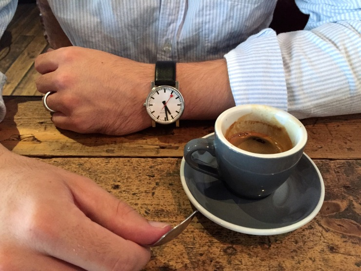 London : Coffee, Kensington & High Tea with the Queen12
