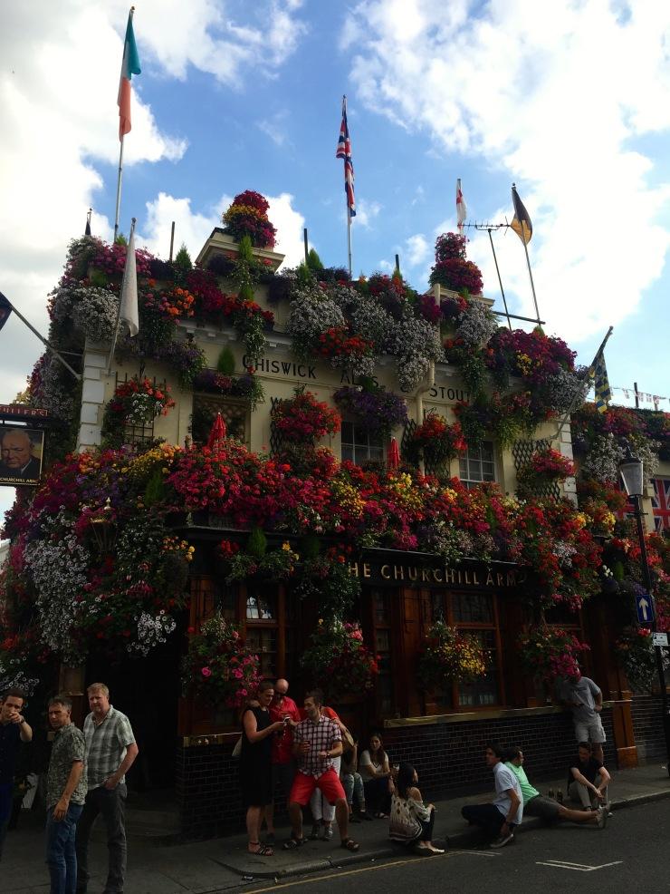London : Coffee, Kensington & High Tea with the Queen33