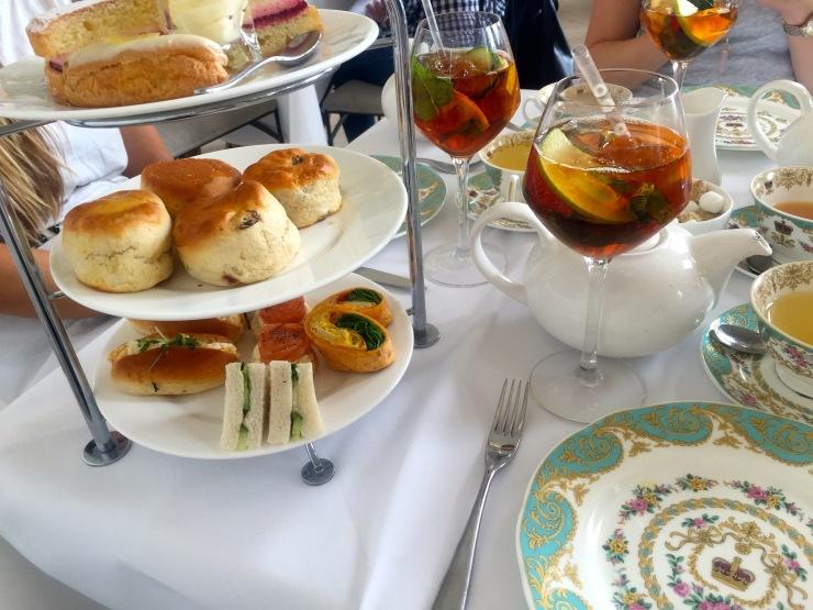London : Coffee, Kensington & High Tea with the Queen41