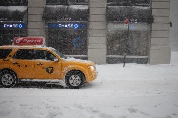 NYC Blizzard 201607
