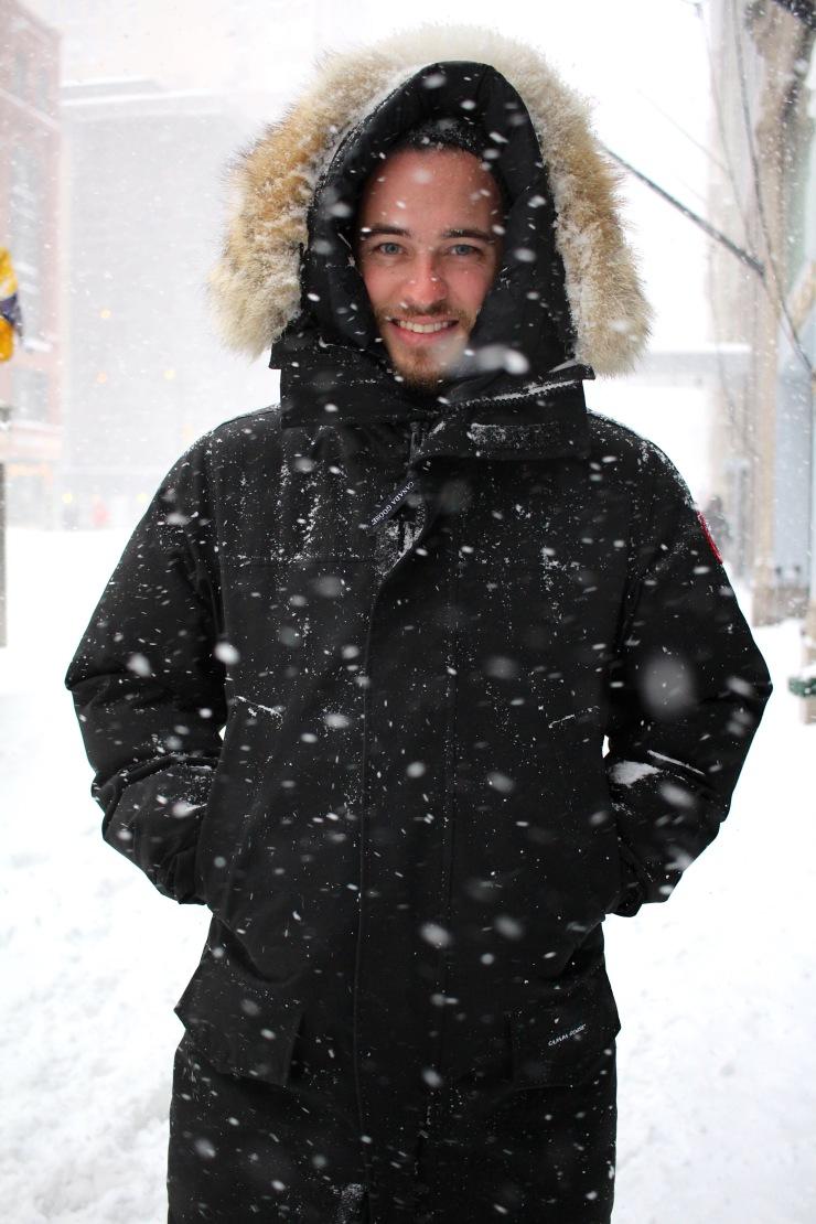 NYC Blizzard 201609