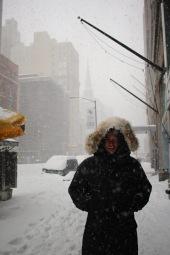 NYC Blizzard 201610