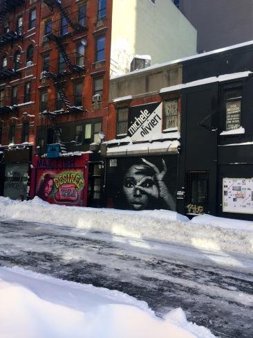 NYC Blizzard 201617