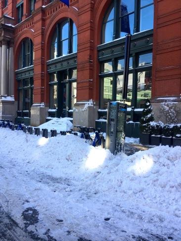 NYC Blizzard 201621