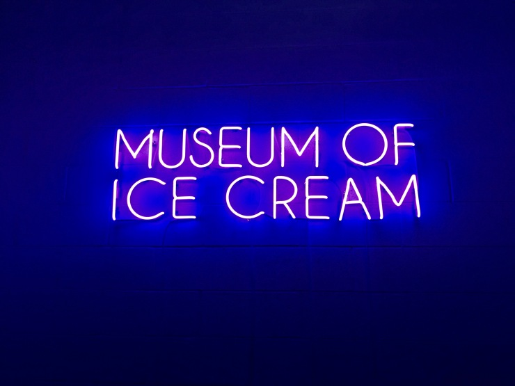 Museum of Ice Cream NYC - 1