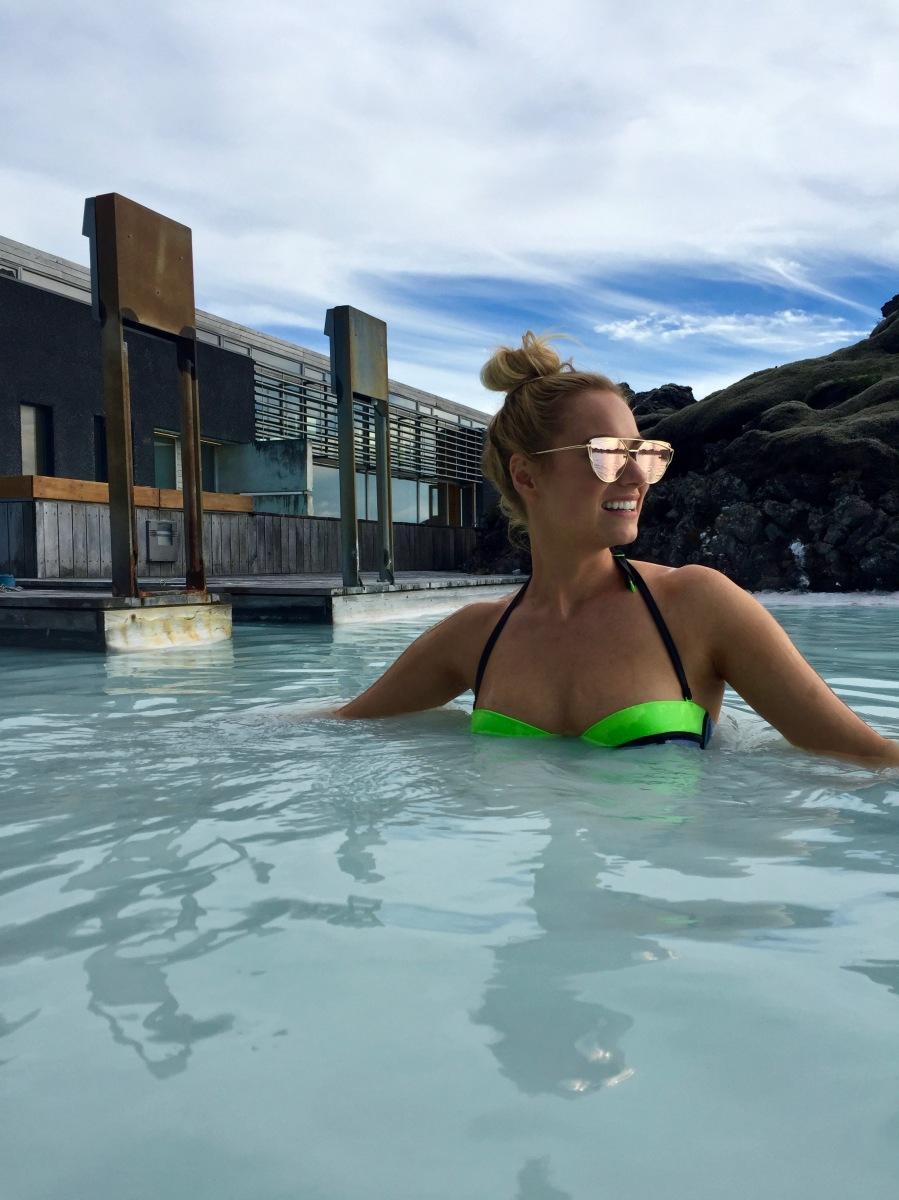 Iceland // Blue Lagoon + Silica Hotel